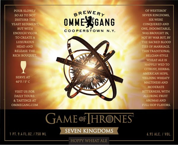 OMMEGANG GAME OF THRONES #6